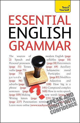 9781444105971: Essential English Grammar (Teach Yourself)