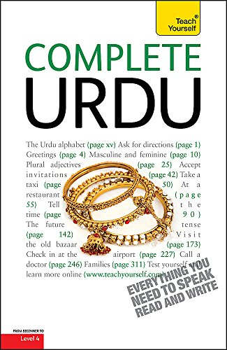 9781444106053: Complete Urdu Beginner to Intermediate Course: Learn to Read, Write, Speak and Understand a New Language with Teach Yourself