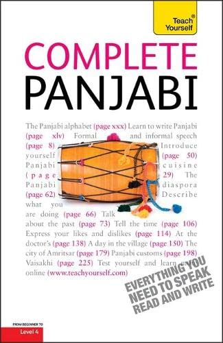 9781444106077: Complete Punjabi Beginner to Intermediate Course: Learn to read, write, speak and understand a new language with Teach Yourself