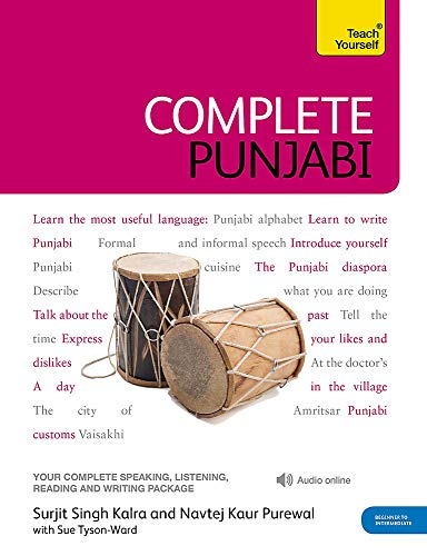 9781444106855: Complete Panjabi Beginner to Intermediate Course: Learn to read, write, speak and understand a new language (Teach Yourself)
