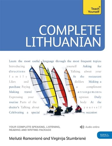 9781444106893: Complete Lithuanian (Teach Yourself)