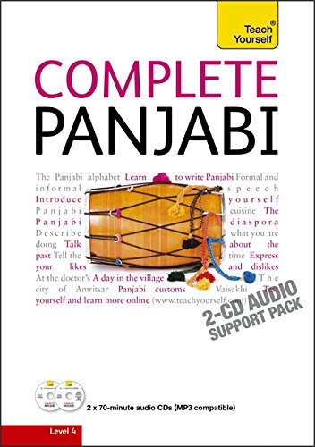 9781444106954: Complete Punjabi Beginner to Intermediate Course: Learn to read, write, speak and understand a new language with Teach Yourself