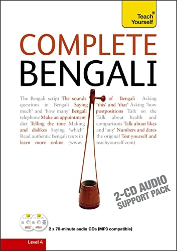 9781444106961: Complete Bengali Beginner to Intermediate Course: (Audio support only) Learn to read, write, speak and understand a new language with Teach Yourself