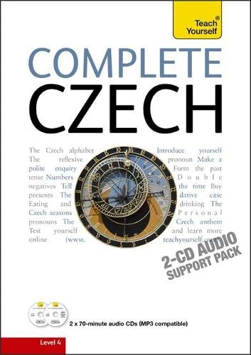 9781444107012: Complete Czech Beginner to Intermediate Course: Audio Support: Learn to Read, Write, Speak and Understand a New Language with Teach Yourself