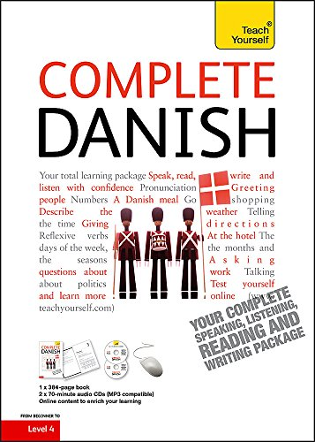 9781444107111: Complete Danish Book/CD Pack: Teach Yourself (Teach Yourself Complete)