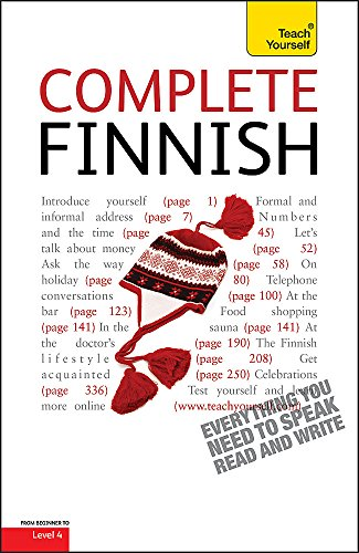 9781444107135: Complete Finnish Beginner to Intermediate Course: Learn to read, write, speak and understand a new language with Teach Yourself