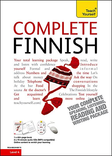 9781444107142: Complete Finnish Beginner to Intermediate Course: Learn to read, write, speak and understand a new language with Teach Yourself