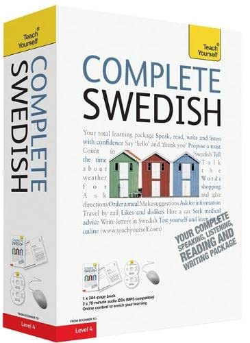 9781444107173: Complete Swedish Beginner to Intermediate Course: Learn to read, write, speak and understand a new language (Teach Yourself)