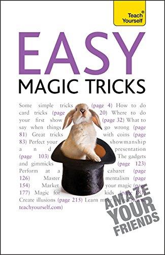 9781444107289: Easy Magic Tricks (Teach Yourself)