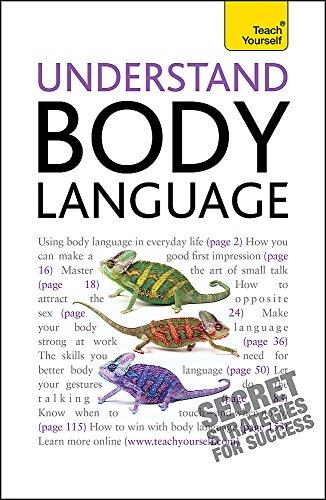 9781444107401: Understand Body Language (Teach Yourself)