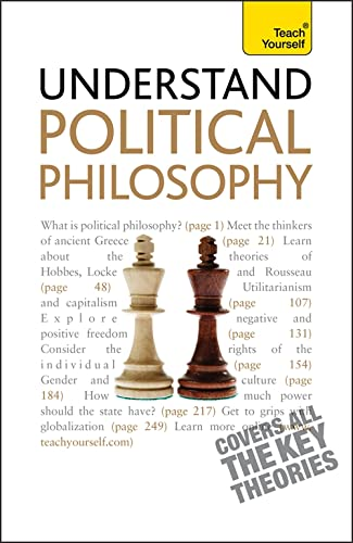 9781444107531: Understand Political Philosophy: Teach Yourself (Teach Yourself - General)