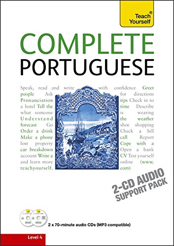 9781444107692: Complete Portuguese Beginner to Intermediate Course: Learn to read, write, speak and understand a new language with Teach Yourself