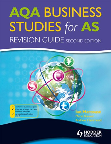 9781444107968: AQA Business Studies for AS