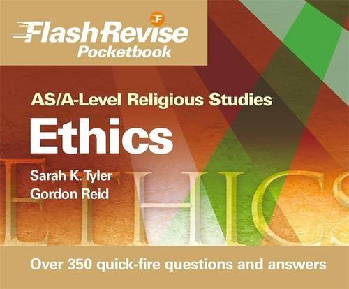 9781444109115: AS/A-Level Religious Studies: Ethics (Flash Revise Pocketbook)