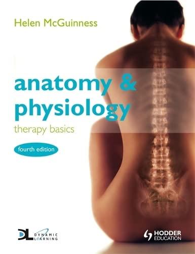 9781444109238: Anatomy & Physiology: Therapy Basics