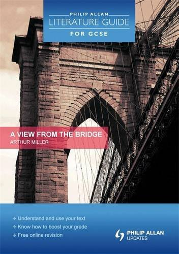 9781444110241: View from the Bridge (Philip Allan Literature Guide (for Gcse))