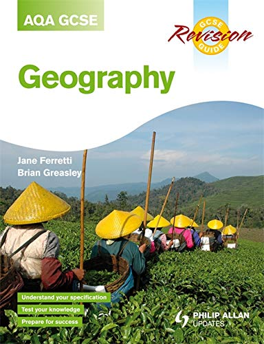 9781444110456: AQA (A) GCSE Geography Revision Guide