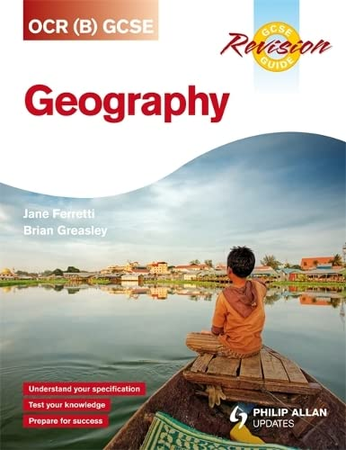 9781444110470: OCR (B) GCSE Geography Revision Guide