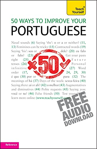 9781444110678: 50 Ways to Improve your Portuguese (Teach Yourself)