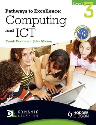 9781444110791: Pathways to Excellence: Computing and Ict Level 3 (Eurostars)