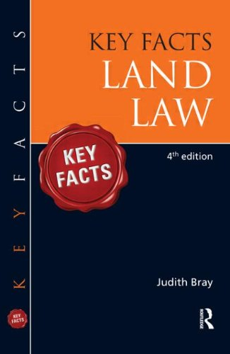 9781444110906: Key Facts Land Law