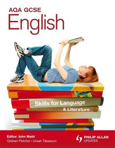 9781444111811: AQA GCSE English: Skills for Language & Literature Textbook