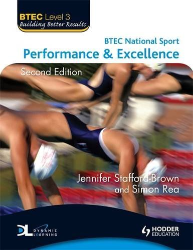 9781444112009: BTEC National Sport: Level 3: Performance and Excellence