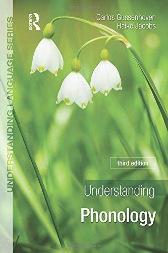9781444112047: Understanding Phonology (Understanding Language)