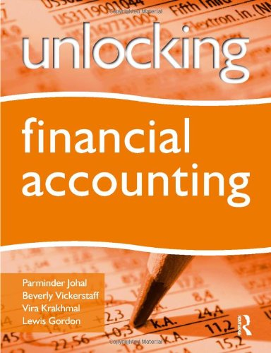 9781444112108: Unlocking Financial Accounting (UNBS)