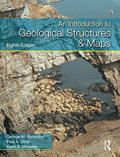 9781444112122: An Introduction to Geological Structures and Maps, Eighth Edition (Hodder Education Publication)