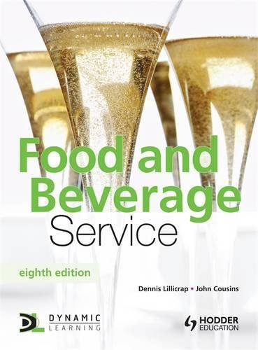 9781444112504: Food and Beverage Service