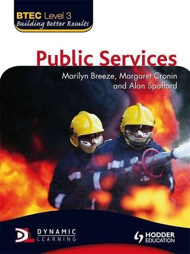 9781444115505: BTEC Level 3 National Public Services