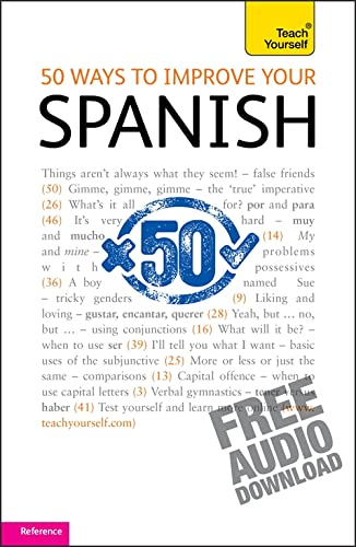 9781444115949: 50 Ways to Improve your Spanish (Teach Yourself)