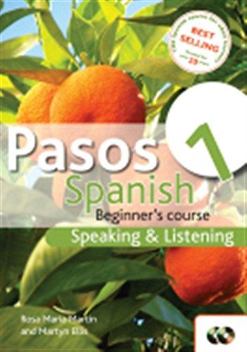 9781444116014: Pasos 1 Spanish Beginner's Course: Speaking and Listening