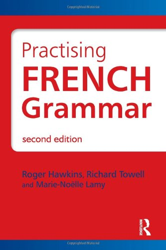 9781444116052: Practicing French Grammar