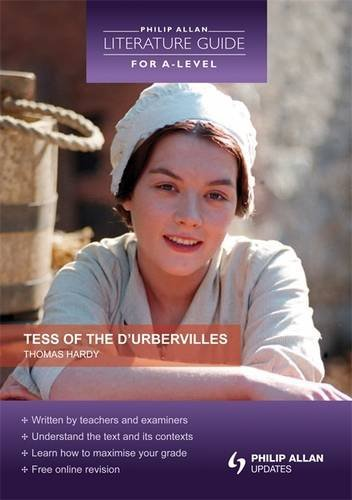 9781444119879: Tess of the D'urbervilles (Philip Allen Literature Guide for a-Level)