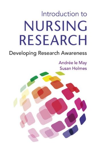 9781444119909: Introduction To Nursing Research: Developing Research Awareness
