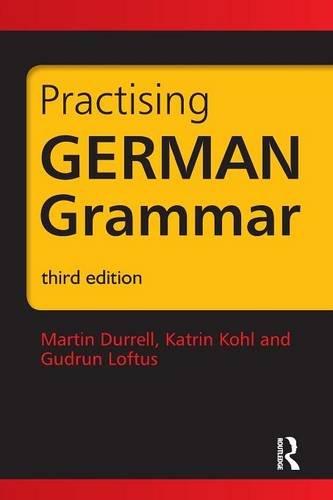 9781444120172: Practising German Grammar