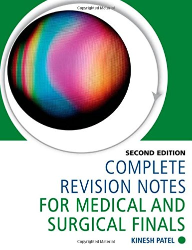 9781444120660: Complete Revision Notes for Medical and Surgical Finals