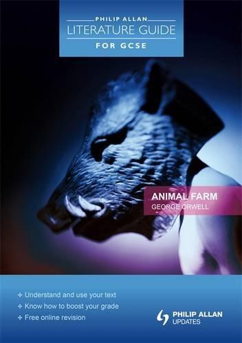 9781444121414: Animal Farm (Philip Allan Literature Guide for Gcse)
