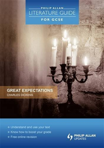 9781444121551: Great Expectations (Philip Allan Literature Guide for Gcse)