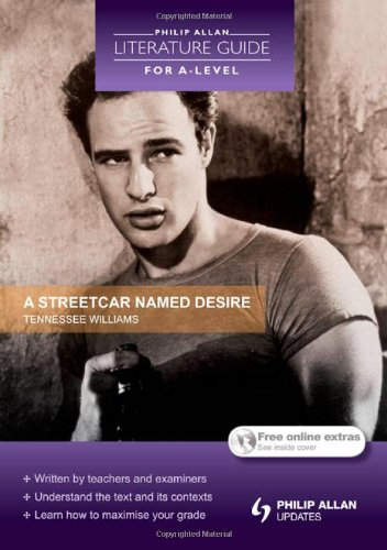 9781444121568: Philip Allan Literature Guide (for A-Level): A Streetcar Named Desire