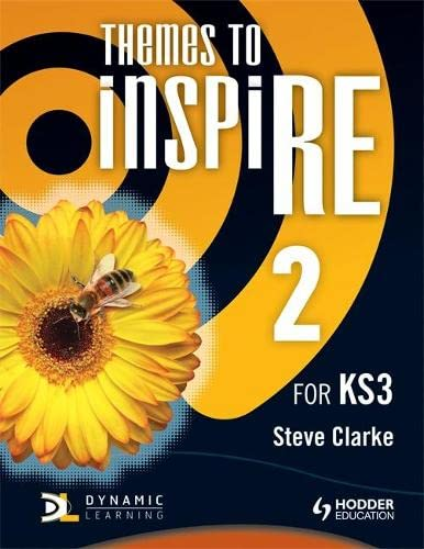 9781444122084: Themes to InspiRE for KS3 Pupil's Book 2