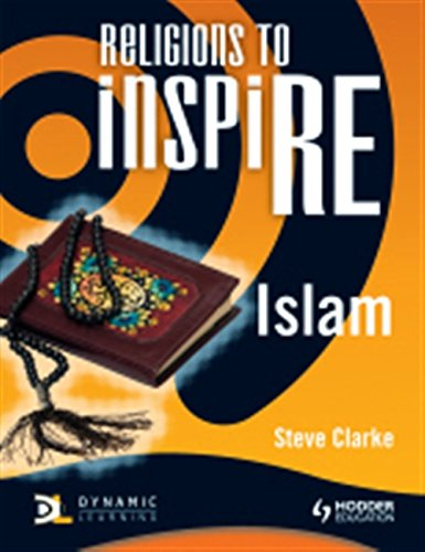 9781444122169: Religions to InspiRE for KS3: Islam Pupil's Book