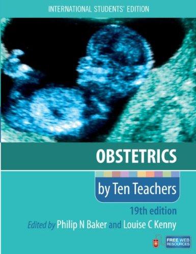 9781444122305: Obstetrics by Ten Teachers