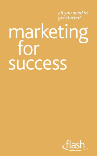 9781444123272: Marketing for Success (Flash)