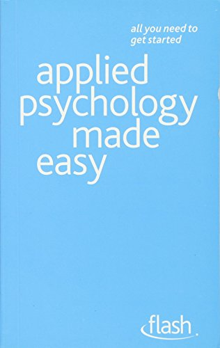 9781444123517: Applied Psychology Made Easy: Flash