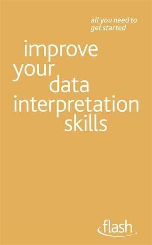 9781444123555: Improve Your Data Interpretation Skills