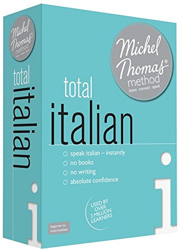 9781444133110: Total Italian with the Michel Thomas Method