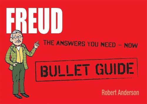 9781444134902: Freud (Bullet Guides)